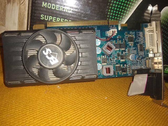 Placa de vídeo GT 710 2G DDR3