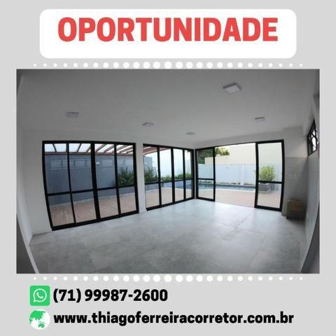 Incomparável Casa com 3 quartos e suíte em 129m² Villa Giardino Patamares - Foto 13