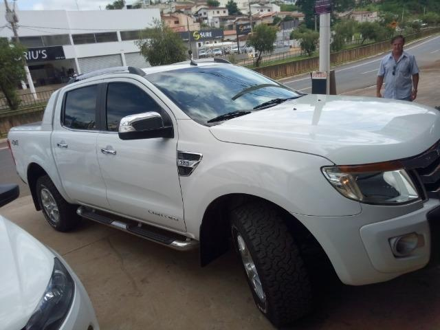 Camionete Ranger Limited 3.2 4x4 Top ano 13/14 - Foto 2