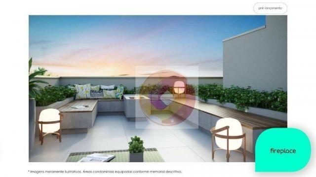 Apartamento com 2 dormitórios à venda, 48 m² por R$ 214.900,00 - Campo Comprido - Curitiba - Foto 14