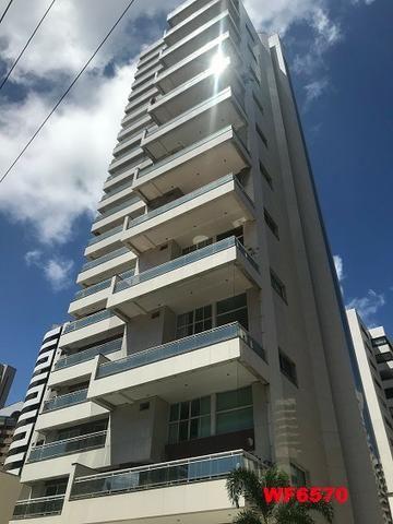 AP1559 Brisas Do Meireles, apartamento com 4 quartos, 4 vagas, lazer completo