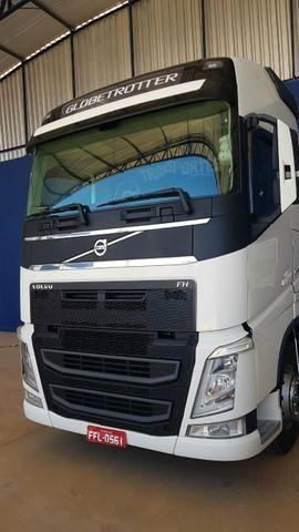 Volvo FH 540 6x4 ano 2016 $370mil