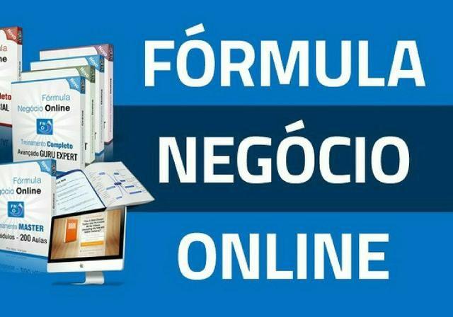 Curso, treinamento formula negócio online - Foto 2