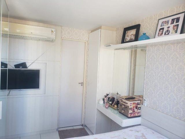 Excelente apartamento no condomínio San Gabriel em Messejana - Foto 7