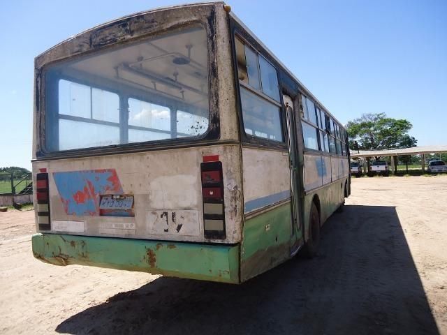 Ônibus M. Benz OF 1318 ano fab./mod 1991 - Foto 5