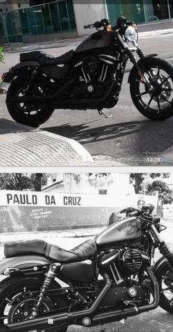 Pra vender logo - HD Iron 883 - Foto 2