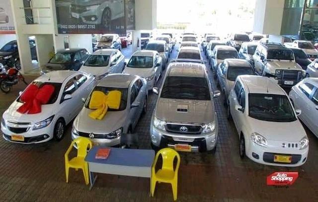 Feirão show de veículos novos e semi novos Belém. Ent.: 4.484