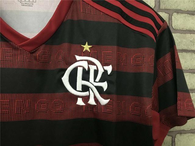 Camisa de time do Flamengo - Foto 3