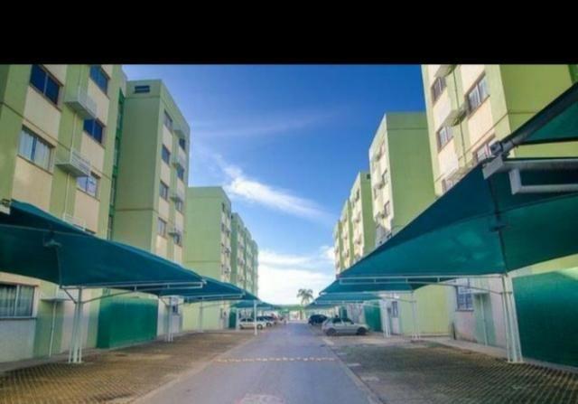 Apartamento em cond club 2qtos 1 vaga lazer completo ac financiamento e carro - Foto 12