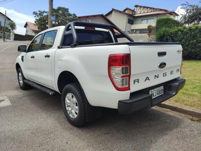 Ford Ranger XLS CD Cabine dupla 2014 Impecável - Foto 4