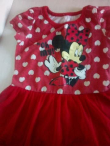 Vestido da Minnie e vestido de borboleta - Foto 5