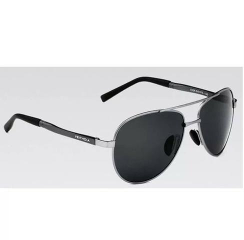 Óculos De Sol Aviador Polarizado Masculino Feminino C  Case ... 9e737a6f15