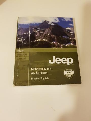 cf8e17c4ab5 Relogio Jeep - Bijouterias