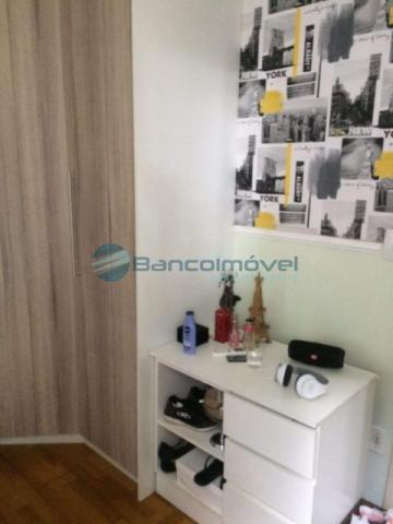 Apartamento à venda com 3 dormitórios em Morumbi, Paulínia cod:AP02060 - Foto 13