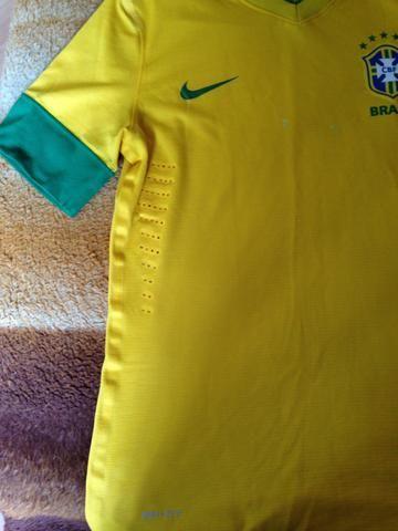 c69570ea00 Camisa do Brasil Original - Roupas e calçados - Vila Caminho do Mar ...