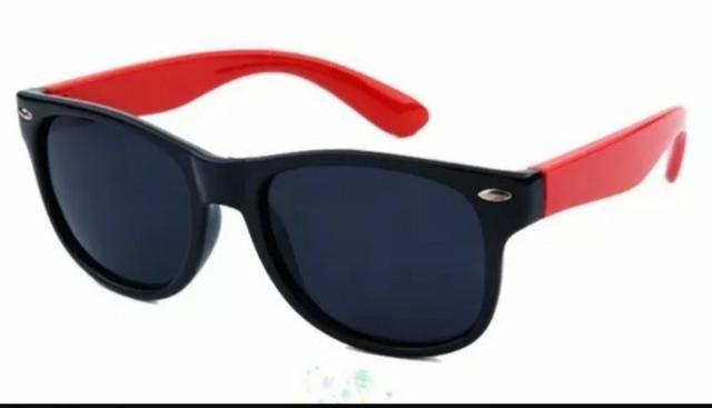 6140430a2aef7 Óculos De Sol Infantil Flexível Lente Polarizada 2-10 Anos - Artigos ...