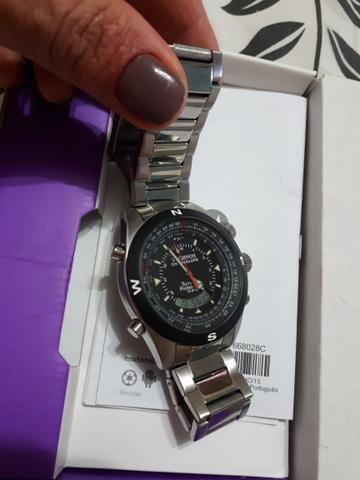Relógio Technos ChronoAlarm Skydiver - Bijouterias, relógios e ... a1814c01a9