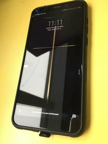 Xiaomi Redmi 5 Plus Black top