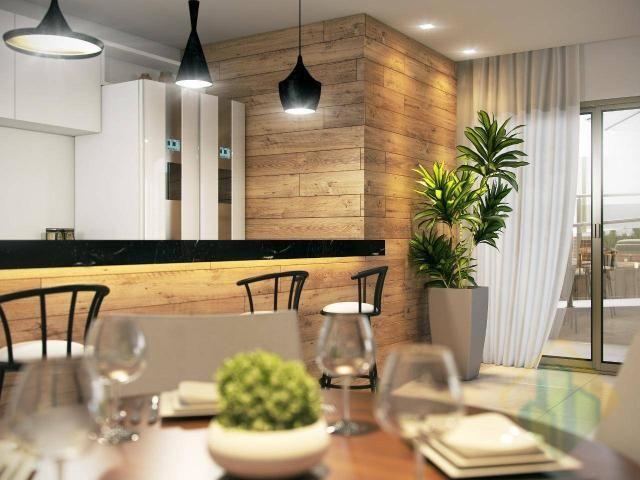 Lançamento! - Apartamento Duplex com 3 dormitórios à venda, 144 m² por R$ 605.303 - Aerocl - Foto 15