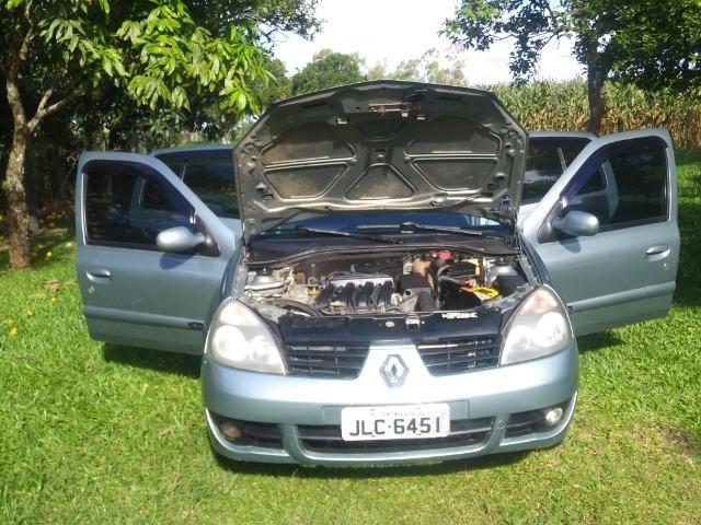 Renault Clio Privilege 2008 1.6