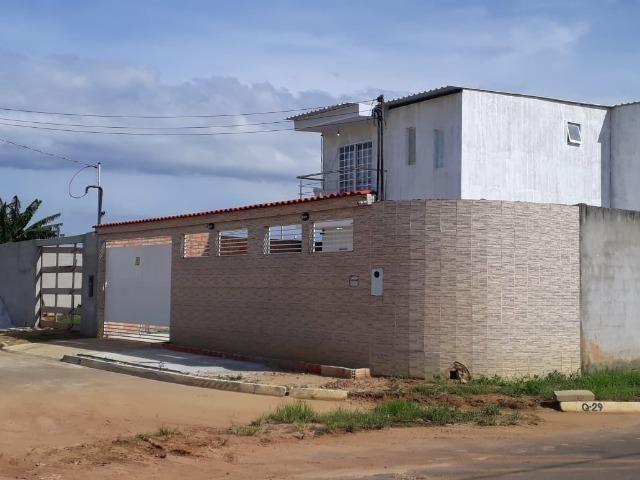 Nova Manaus na Manoel Urbano construa sua casa sem burocracia com uma pequena entrada - Foto 12