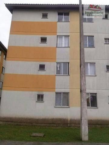 Apartamento residencial à venda, afonso pena, são josé dos pinhais. - Foto 2