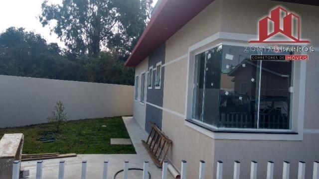 Casa à venda com 3 dormitórios em Gralha azul, Fazenda rio grande cod:CA00106 - Foto 9
