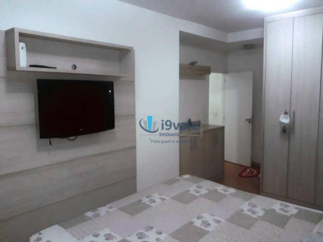 Excelente oportunidade - apartamento com 4 dormitórios à venda, 132 m² - jardim das indúst - Foto 3