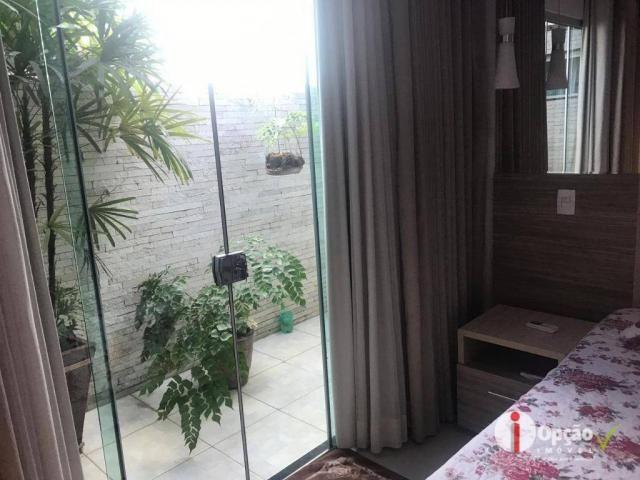 Casa com 3 dormitórios à venda, 234 m² por r$ 550.000,00 - residencial portal do cerrado - - Foto 18