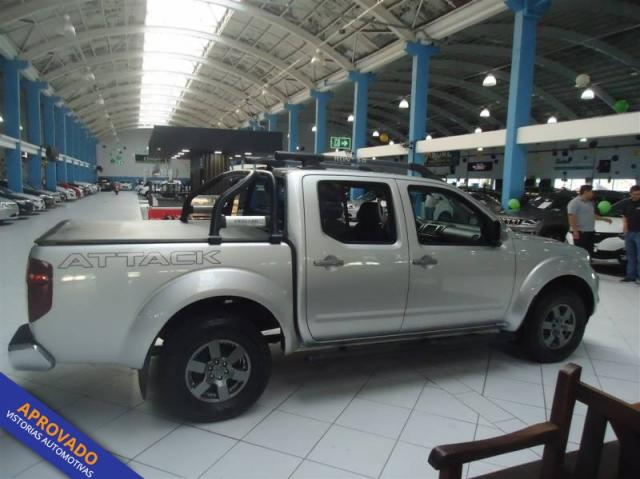 NISSAN FRONTIER SV ATTACK CD TED 4P MANUAL - Foto 3