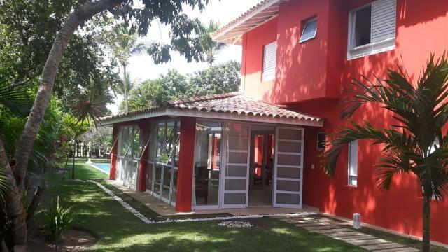 Maravilhosa Casa 4 Suítes Porteira Fechada Quintas de Sauípe - Foto 14