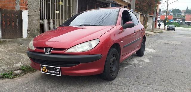 Peugeot 2004 completo entrada no cartão financio sem score - Foto 15