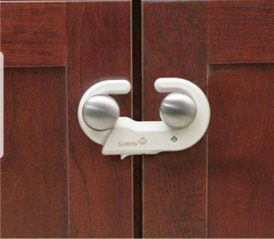 Protetor de porta Safety First