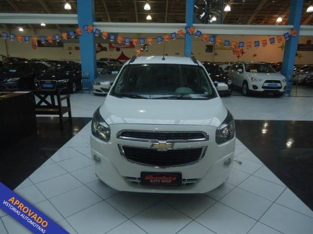 CHEVROLET SPIN LTZ 1.8 4P FLEX MANUAL