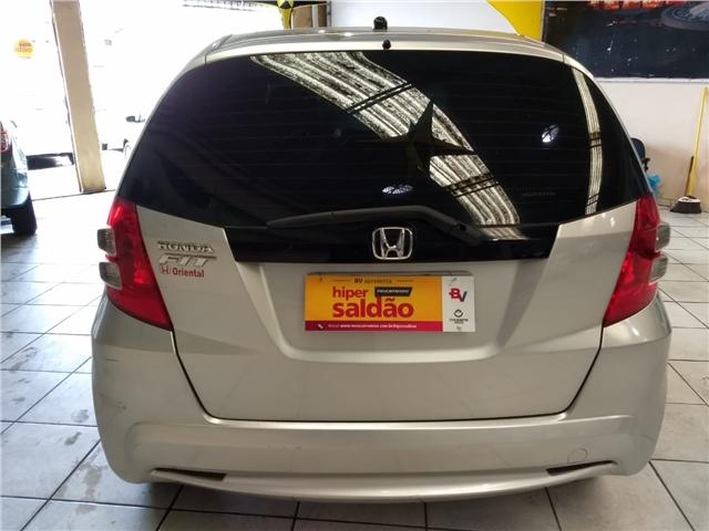 Honda Fit 1.4 dx 16v flex 4p manual - Foto 5