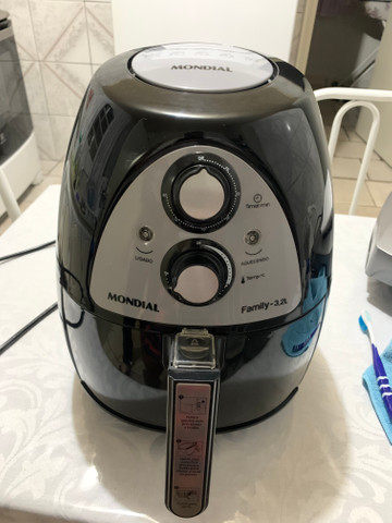 Air Fryer Family 3,2L. Valor: 350,00, paguei 499,00