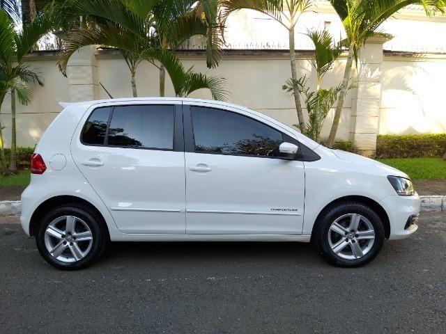 VW Fox Comfortline 1.6 Branco Impecável! - Foto 9