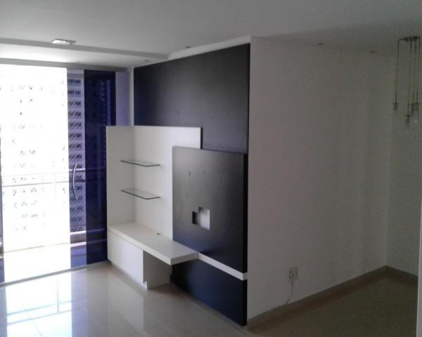 Apartamento com 4 quartos com 4 suítes - vista livre e sol da manha - Foto 13