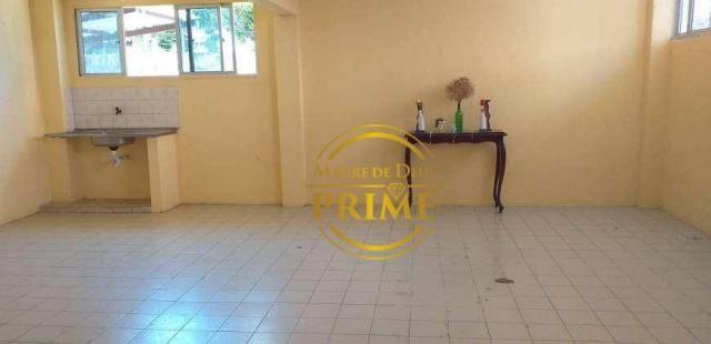 Apartamento com 3 dormitórios à venda, 75 m² - Benfica - Fortaleza/CE - Foto 2