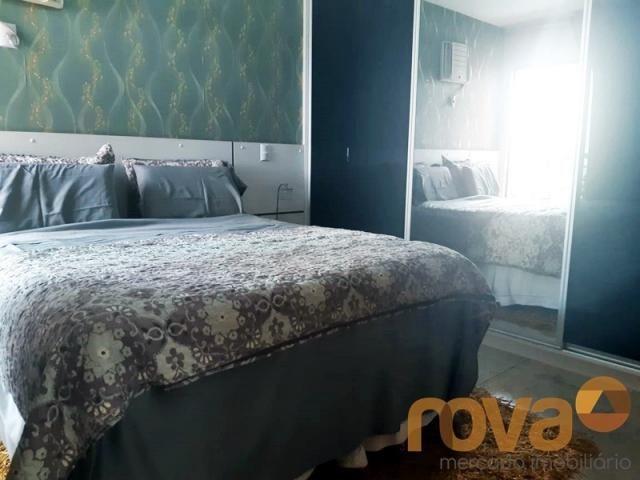 Apartamento à venda com 3 dormitórios em Setor bueno, Goiânia cod:NOV235797 - Foto 11