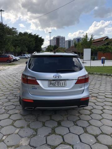 Hyundai Grand Santa Fé - Foto 5