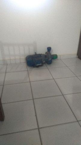 Bomba d'água 5cv seminova