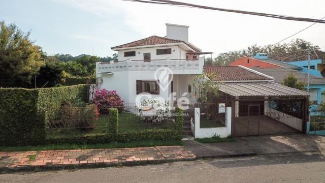 Casa à venda com 5 dormitórios em São josé, Santa maria cod:2007