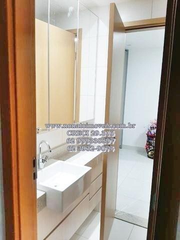 Esplêndido Apartamento para venda, 4 quartos, 3 suítes, Jardim Goiás! - Foto 13