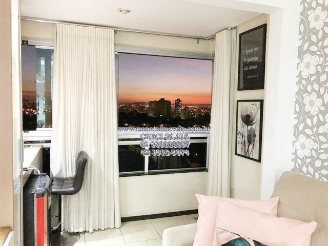 Excelente Apartamento para venda, TODO PLANEJADO! St. Universitário