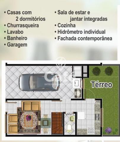 Casa à venda com 2 dormitórios em Tomazetti, Santa maria cod:0658 - Foto 15