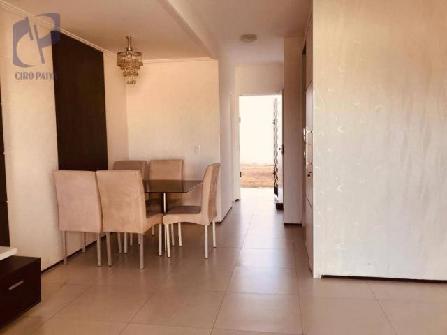 Casa à venda, 107 m² por R$ 310.000,00 - São Bento - Fortaleza/CE - Foto 4