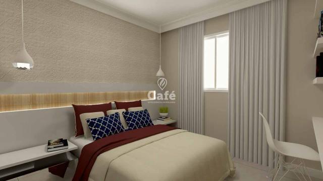 Apartamento de 2 dormitórios com garagem no Centro de Santa Maria - Foto 4