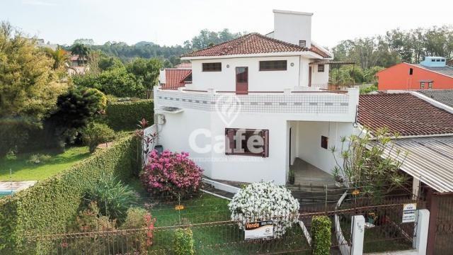 Casa à venda com 5 dormitórios em São josé, Santa maria cod:2007 - Foto 3