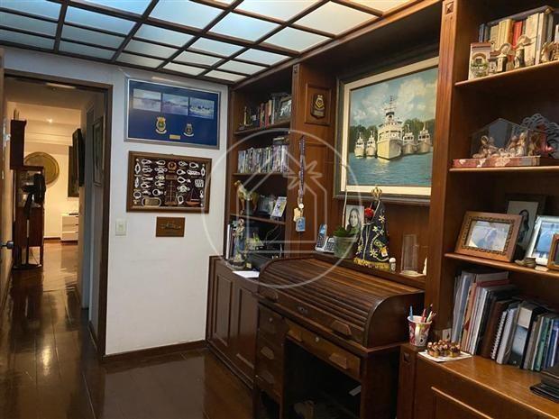 Apartamento à venda com 3 dormitórios em Barra da tijuca, Rio de janeiro cod:886847 - Foto 9